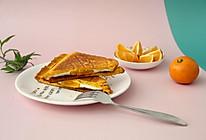 牛肉酱鸡蛋三明治的做法