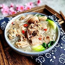 #精品菜谱挑战赛#粉皮炖鸡