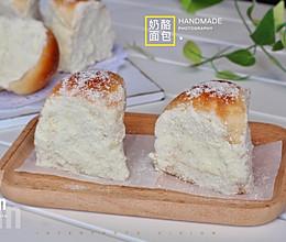 奶香浓郁--奶酪包的做法