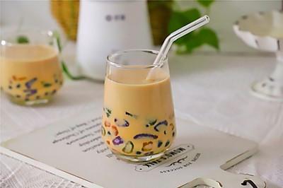Q弹软糯 醇香丝滑的芋圆珍珠奶茶