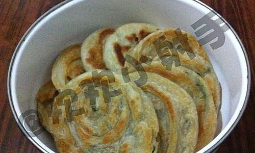老上海葱油饼的做法
