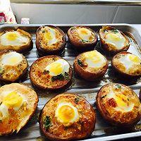 超美味香菇烤蛋的做法图解5