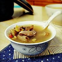 板栗鸡汤的做法图解5