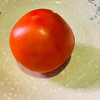 #百变鲜锋料理#鲍汁蚝油西红柿炒花菜的做法图解2