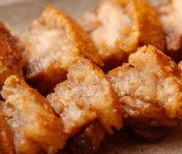 【脆皮五花肉】五花肉这样烧,简直像在吃炸鸡!的做法