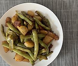 零失败/东北芸豆炖土豆的做法