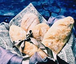 法式传统法棍✷波兰种的做法