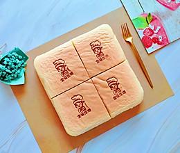 九寸方形古早味蛋糕的做法