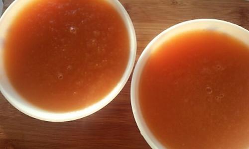 豆浆机苹果胡萝卜汁的做法