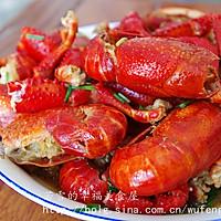 比虾更鲜美的什么?-------老妈牌香辣小龙虾!的做法图解4