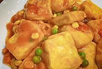 米饭杀手 茄汁脆皮豆腐的做法