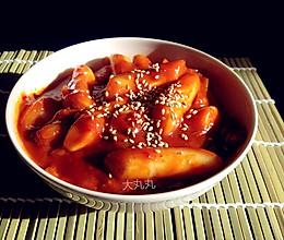人气小吃—韩式辣炒年糕的做法