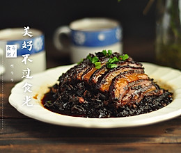 最好吃的家乡菜—咸烧白的做法
