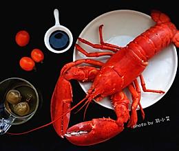 清蒸波士顿龙虾#方太蒸爱行动#的做法