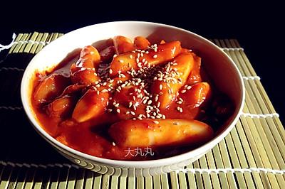 人气小吃—韩式辣炒年糕