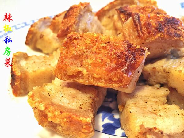 【辣椒私房菜】脆皮烤肉的做法