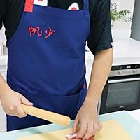 十七岁少年的作品~咖喱猪扒饭的做法图解2