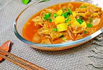 #美食视频挑战赛# 开胃下饭又解腻【番茄土豆烩肥牛】的做法