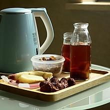 红枣姜茶#公主系列#