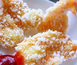 美味虾排/炸虾排的做法