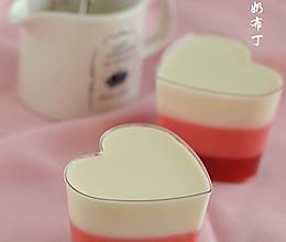 杨梅牛奶布丁#羽泉精选牧场奶#的做法