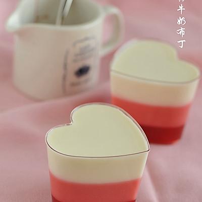 杨梅牛奶布丁