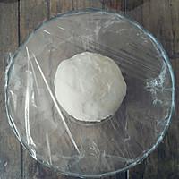 超软奶香浓郁北海道中种吐司的做法图解4