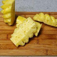 菠萝酱#百变水果花样吃#的做法图解1