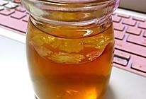 玫瑰茶冻(○'ω'○)的做法