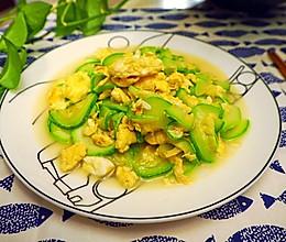 经典家常菜—西葫炒鸡蛋的做法