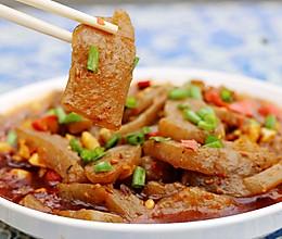 美食丨干了这碗低卡的纯手工减肥美食 家常魔芋豆腐的做法