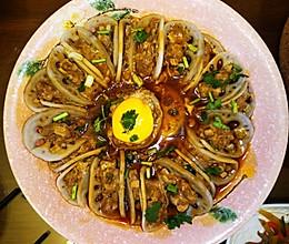 清蒸藕夹肉的做法