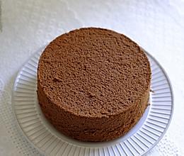 两个小窍门,教你做出完美的巧克力海绵蛋糕!的做法