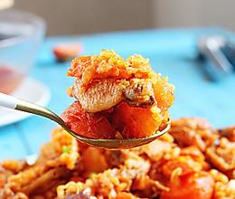 韩式鸡翅芝士饭│软糯香甜的做法