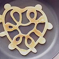 #0距离亲密爱攻略#蕾丝爱松饼的做法图解4