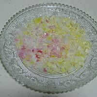 糖芯樱花饼干#浪漫樱花季#的做法图解2