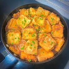 超级嫩鸡蛋包豆腐