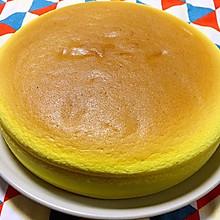 少女情怀总是吃—八寸轻乳酪芝士蛋糕