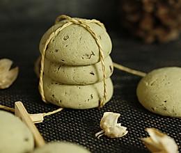 蔓越莓抹茶麻薯的做法