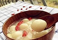 米酒汤圆的做法