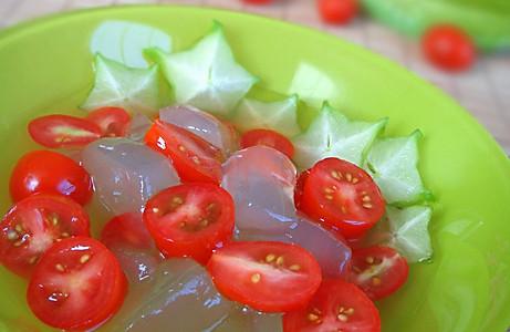 果汁芦荟的做法