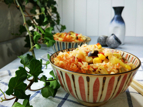 东北乱炖焖饭的做法