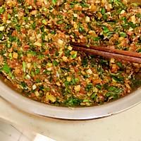 鲜肉韭菜杏鲍菇锅贴的做法图解1