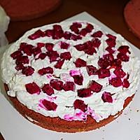 红丝绒裸蛋糕的做法图解20