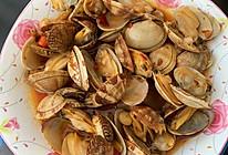 辣炒花蛤,酱爆花蛤的做法