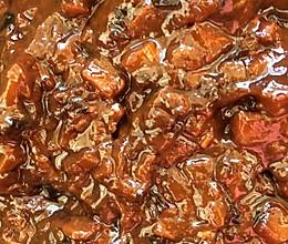 木耳,胡萝卜素炸酱的做法