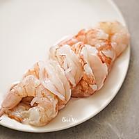 #白色情人节限定美味#无油低脂鲜甜美味的玉子豆腐鲜虾羹的做法图解3