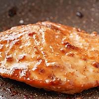 日食记 | 嫩煎鸡胸肉的做法图解3