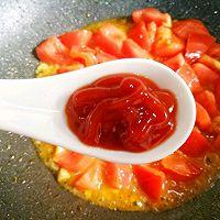 #童年不同樣,美食有花樣#超好吃的番茄雞蛋米粉的做法圖解5