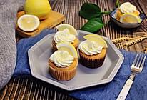 卡仕达酱柠檬小蛋糕的做法